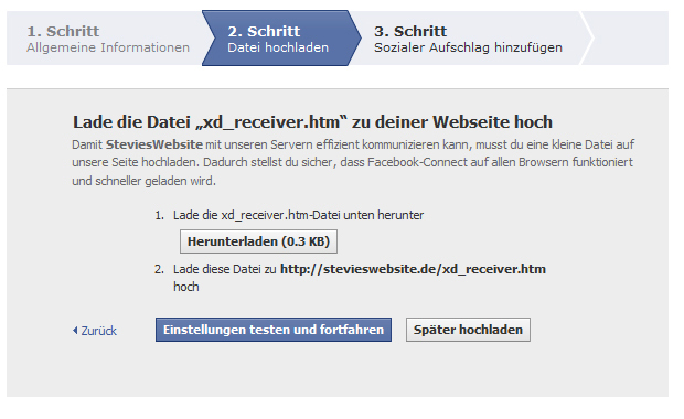 how to use facebook api in php
